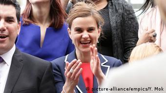 Großbritannien Labour-Politikerin Jo Cox