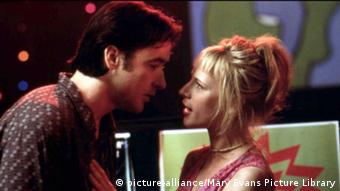 Sceme from High Fidelity (2000) by Stephen Frears, Copyright: picture-alliance/Mary Evans Picture Library