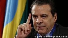 Brasilien Henrique Eduardo Alves