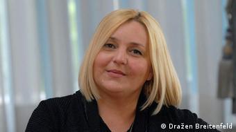 Helena Puljiz Journalistin (Dražen Breitenfeld)