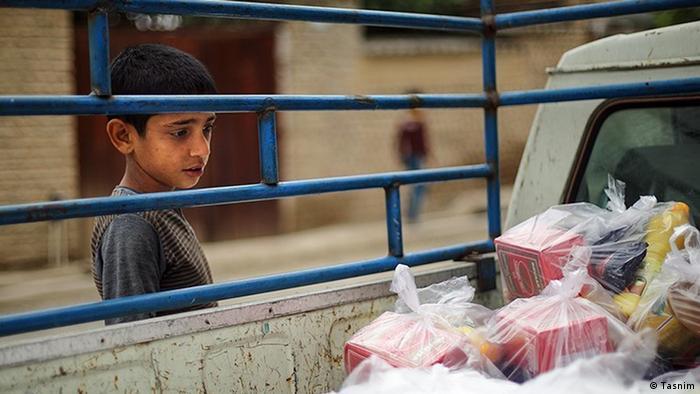 Iran KW24 Armut (Tasnim)
