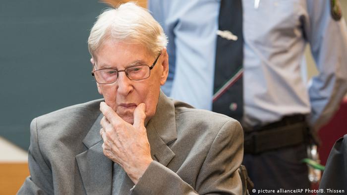 Deutschland Detmold Prozess gegen Reinhold Hanning früherer Auschwitz-Wachmann