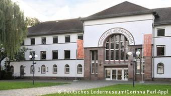 The German Leather Museum in Offenbach Copyright: Deutsches Ledermuseum/Corinna Perl-Appl