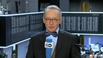 DW senior business correspondent Olaf Krieger
