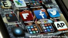 Symbolfoto Terrorismus und Social media