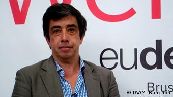 Fernando Morales de la Cruz, fundador de CafeForChange.