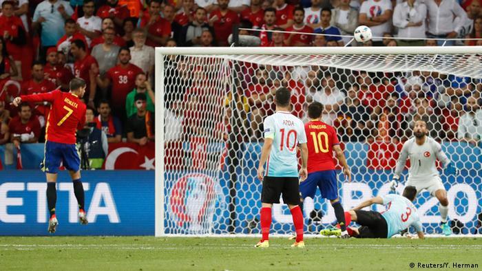 Frankreich UEFA EURO 2016 Fußball EM Spanien - Türkei