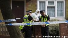 Britische Polizei untersucht das Haus von Tommy Mair