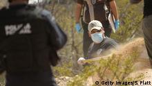 Mexiko Drogenverbrechen Tatort Juarez