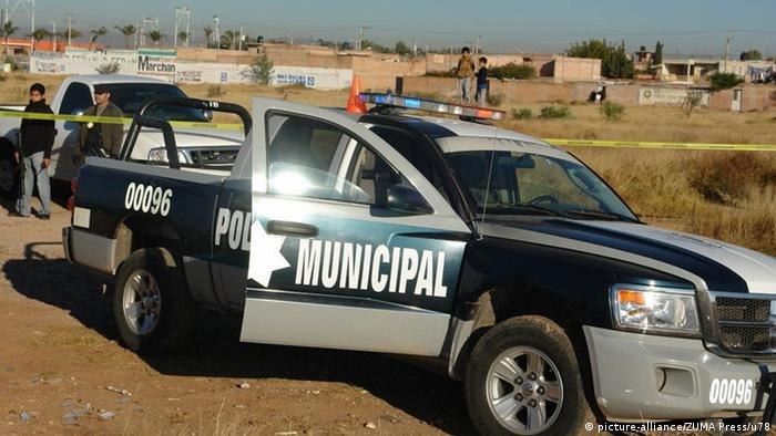 Unsolved crime rate in Mexico climbs to 93 percent