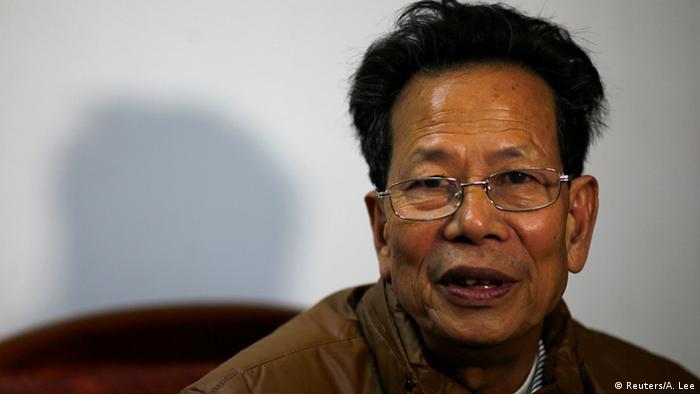 China Wukan Bürgermeister Lin Zuluan (Reuters/A. Lee)