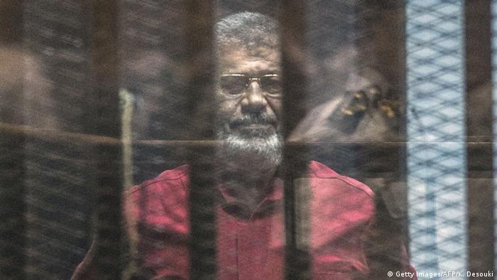 Ägypten Mohamed Morsi Kairo