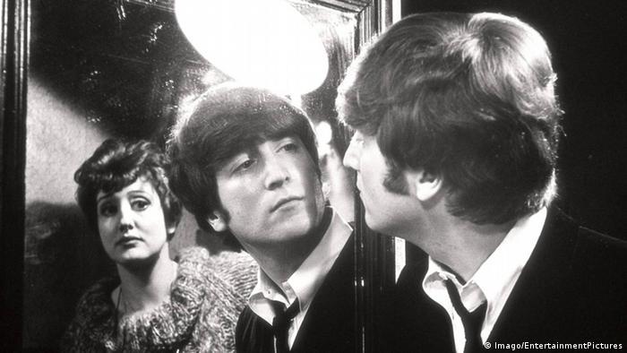 Filmausschnitt aus Beatles A Hard Days Night (Imago/EntertainmentPictures)