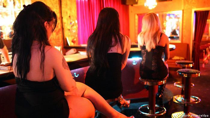 Symbobild Prostitution