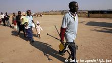 Symbolbild Flüchtlinge in Sambia