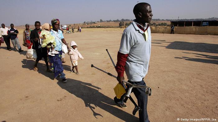 Беженцы в Замбии