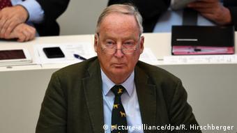 Deutschland AfD Gauland (picture-alliance/dpa/R. Hirschberger)