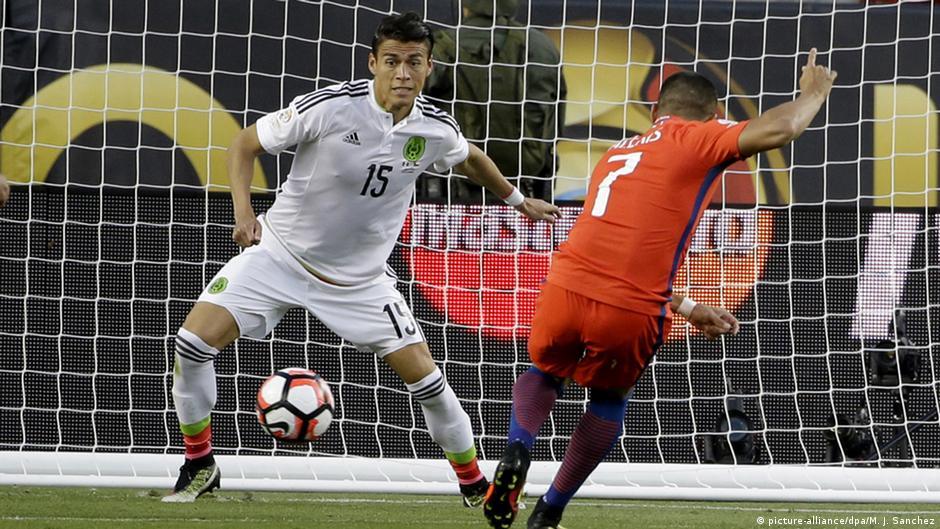 Brasil domina México em Copas 14a1398c51038