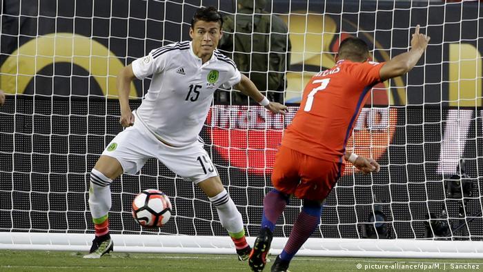 Copa America 2016 Mexiko - Chile