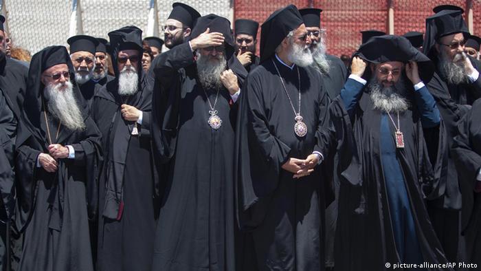 Учасники Всеправославного собору