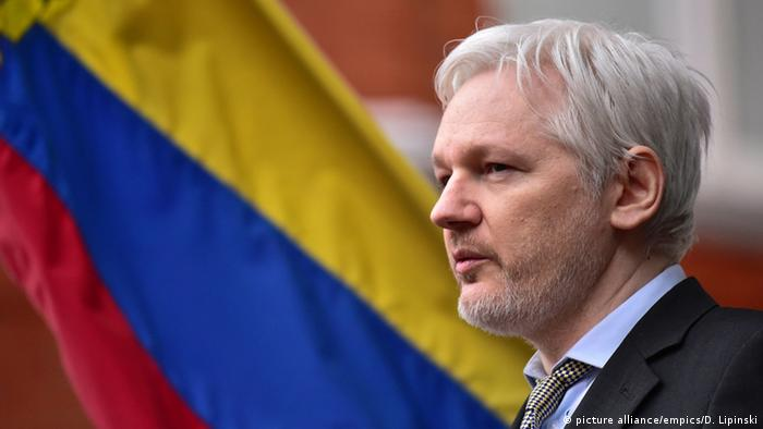 Assange dice que los comunicados con Trump Jr. fueron correctos