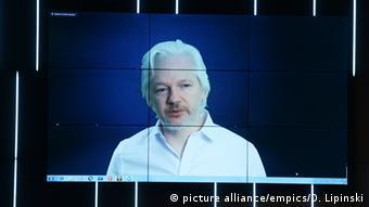 Julian Assange Gründer WikiLeaks