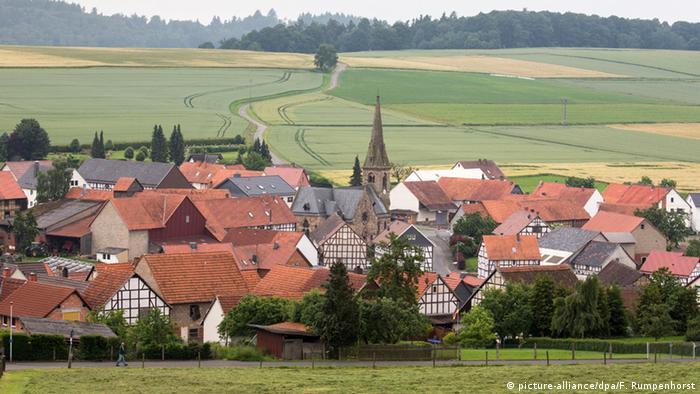 Деревня в Нойкирхене