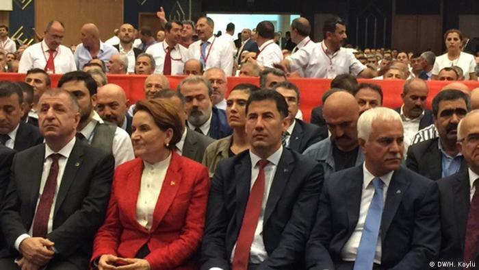 Türkei MHP Parteitag