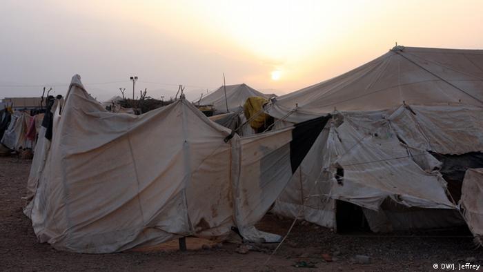 Flüchtlinge aus Jemen in Djibouti