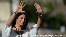 Italien Wahlen Virginia Raggi