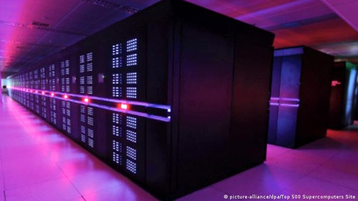 China Spitzenreiter bei Supercomputern: Tianhe-2