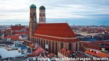 Deutschland Frauenkirche München