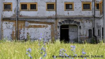 Здание в Лейпциге, где во времена ГДР приводились в исполнение смертные приговоры