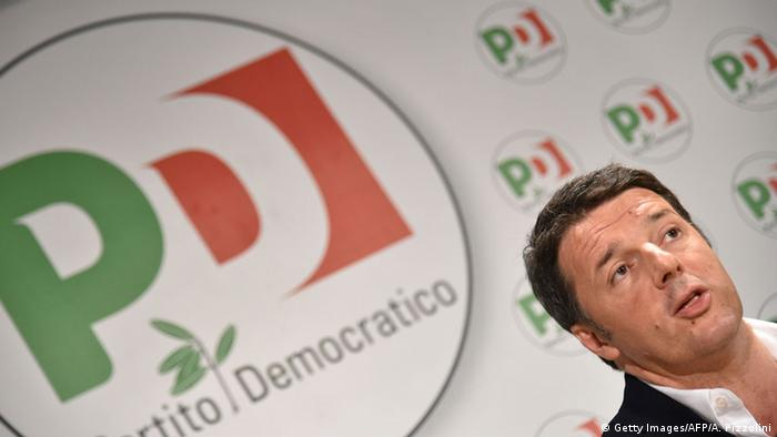 Italien Matteo Renzi (Getty Images/AFP/A. Pizzolini)