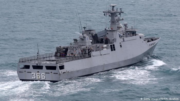 Indonesien Marine Kriegsschiff (Getty Images/AFP/A. Ibrahim)