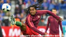EURO 2016 Spielerfrisuren Renato Sanches