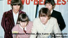 Rockmuseum München - Fotos Blitztournee The Beatles 1966