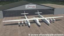 Bildergalerie Stratolaunch Worlds Biggest Airplane (picture-alliance/dpa/Stratolaunch)