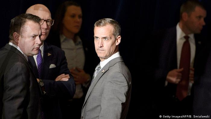 Corey Lewandowski, Ex-Kampaqnenmanager von Donald Trump (Foto: Getty Images/AFP/B. Smialowski)