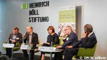Deutschland Berlin Konferenz in der Böll-Stiftung Kiewer Gespräche