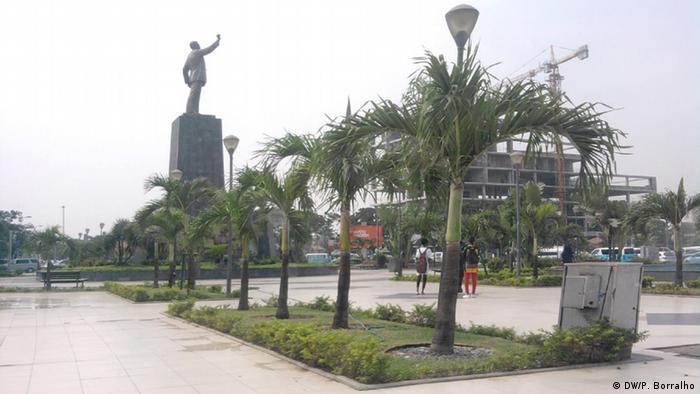 Angola Luanda Unabhängigkeitsplatz