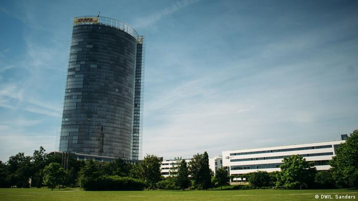 Sjedište Njemačke pošte DHL u Bonnu