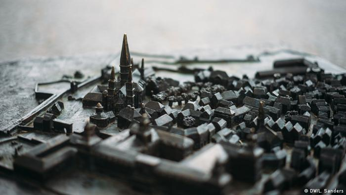 A miniature model of Bonn