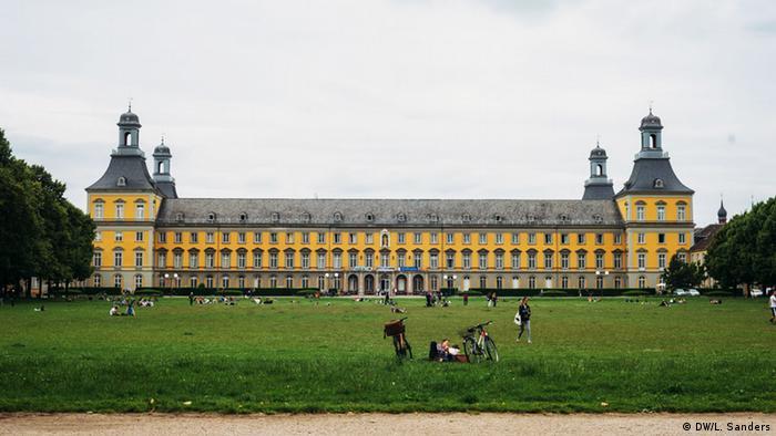 Deutschland Bonn Modell Friedrich-Wilhelms-Universität zu Bonn