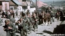 Zweiter Weltkrieg Hitler-Deutschland überfällt die Sowjetunion - Wehrmacht in Litauen