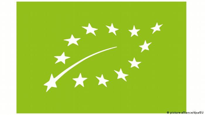 Logo EU-Bio-Siegel