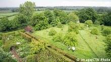Großbritannien Garten - Sissinghurst Castle Garden in Kent, England