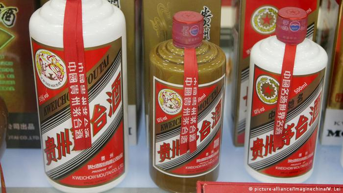 China Flaschen Kweichow Moutai - Likör