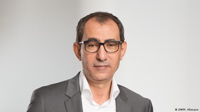 Yosri Fouda, ägyptischer Journalist, DW-Moderator, DW-Kolumnist