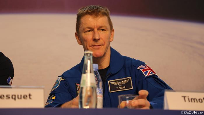 Deutschland ESA Pressekonferenz - Rückkehr Astronaut Tim Peake von der ISS